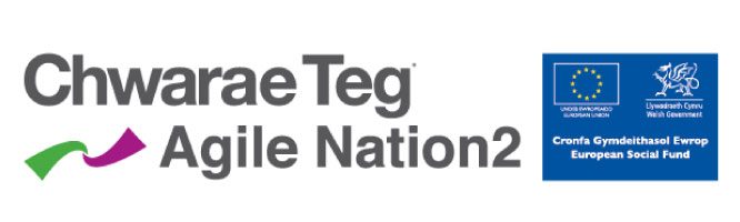 ELITE Supported Employment Chwarae Teg Agile Nation 2
