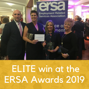 ELITE win ERSA Awards 2019