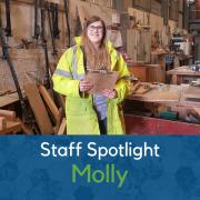 Staff Spotlight: Molly