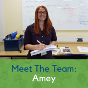 Meet The Team: Amey