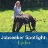 Jobseeker Spotlight: Lydia