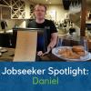 Jobseeker Spotlight: Daniel